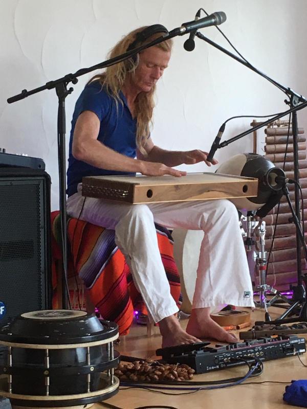 Nils Tannert Exclusive Healing Concert